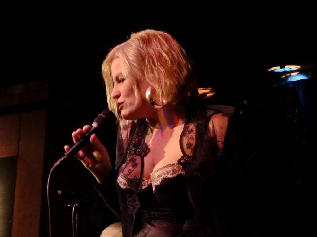 Kara Johnstad is a singer, songwriter, recording artist, producer and professional Internet radio host.