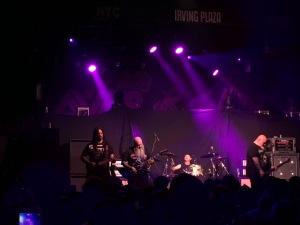 Crowbar - From left: Matt Brunson, Kirk Windstein, Tommy Buckley, Todd Strange; Crowbar-jpg.com.