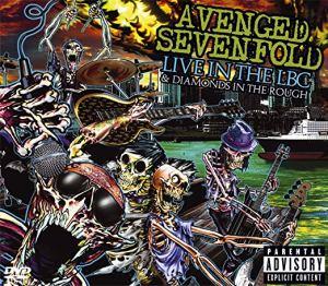Avenged Sevenfold album cover-jpg.com