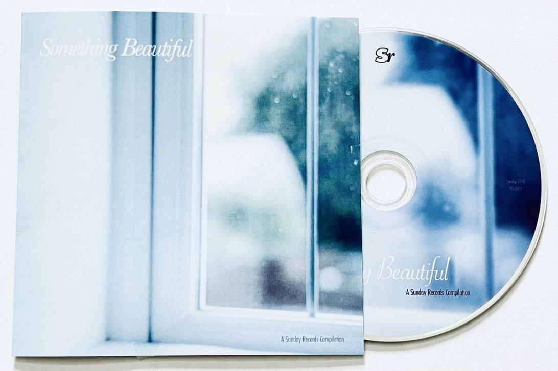 'Something Beautiful' CD-jpg.com